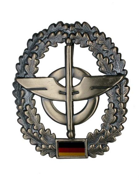 FB Bw Barettabzeichen Metall - Nachschub