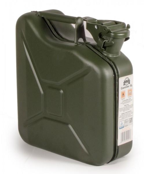 MMB Benzinkanister Stahlblech 5 l