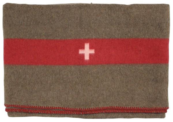 MFH Schweiz Wolldecke