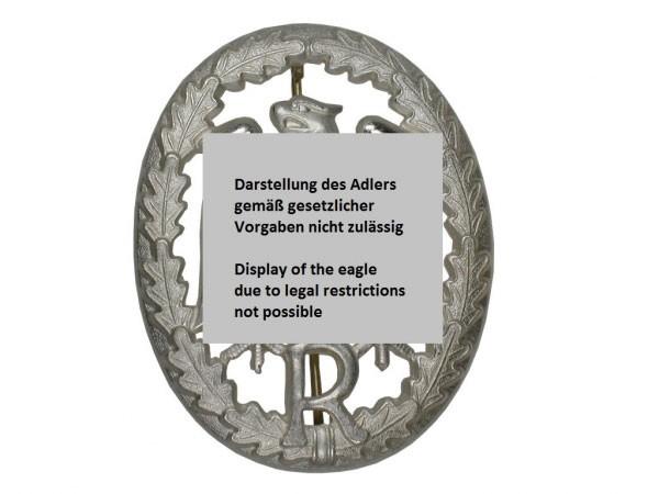 FB Bw Leistungsabzeichen f. Reservisten, Metall - Silber