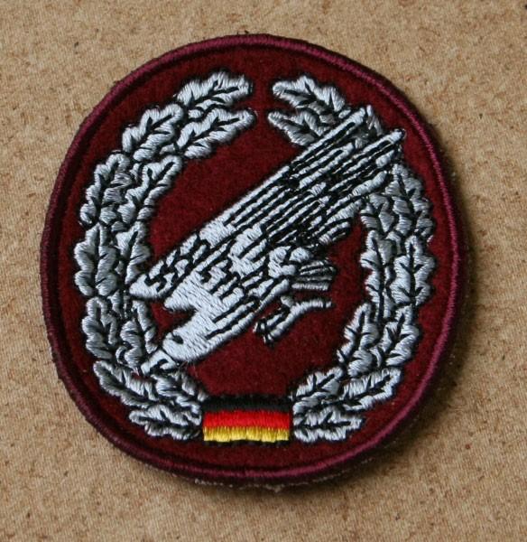 FB Bw Barettabzeichen gestickt - Fallschirmjäger