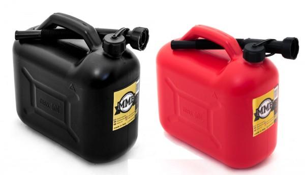 MMB Benzinkanister Kunststoff 10 l
