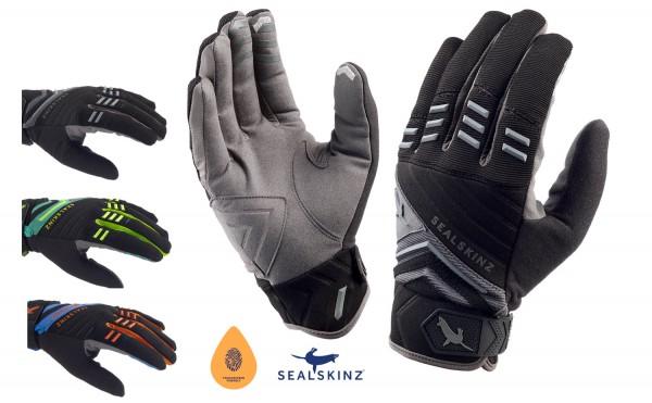 SEALSKINZ Dragon Eye Trail Gloves