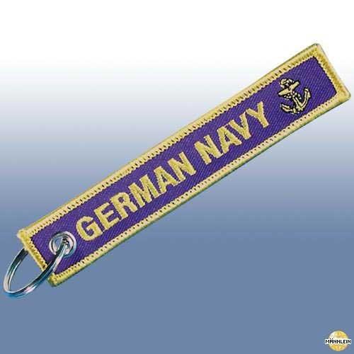 """MMB Schlüsselanhänger \""""German Navy\"""""""