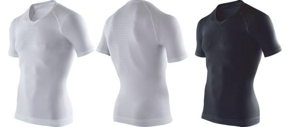 X-BIONIC Men Energizer® Summerlight Shirt Short Sleeves V-Neck