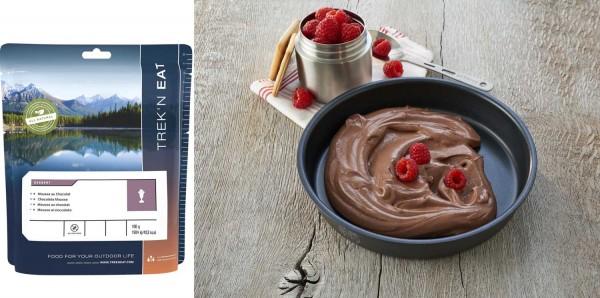 TREK'N Eat - Dessert - Mousse au Chocolat
