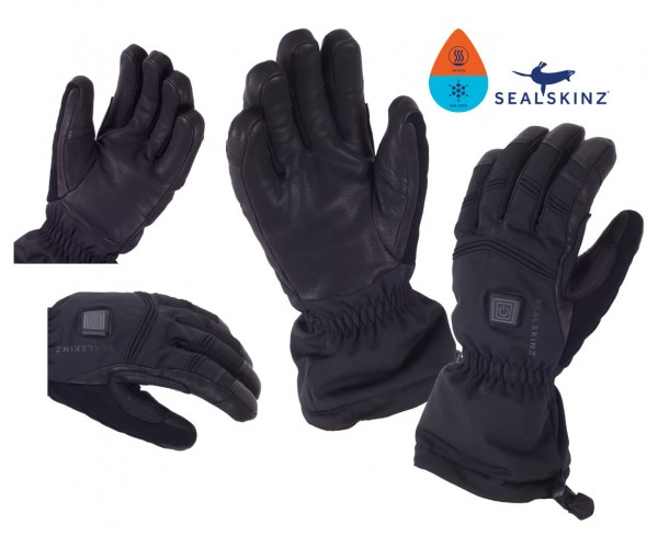 SEALSKINZ Extreme Cold Weather Heated Gloves