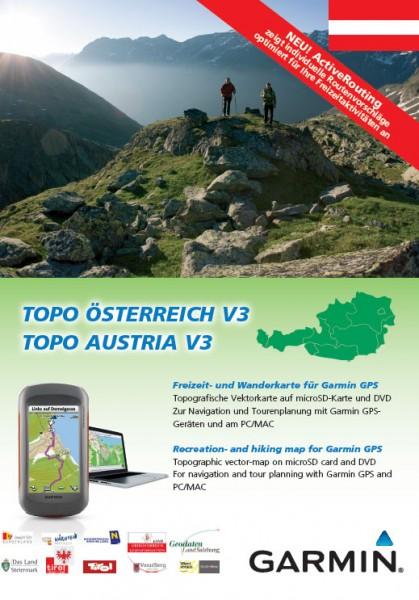 Topo ÖSTERREICH V3