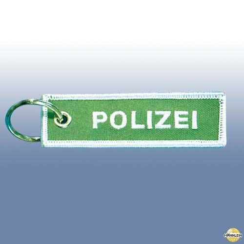 """MMB Schlüsselanhänger \""""Polizei\"""""""