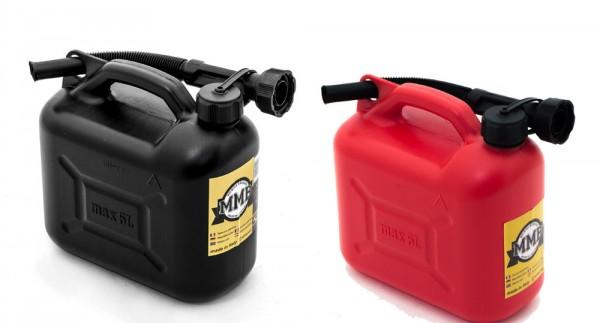 MMB Benzinkanister Kunststoff 5 l