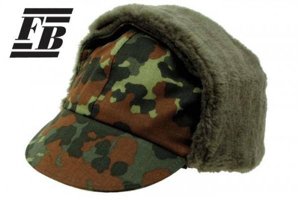 FB Bw Wintermütze, flecktarn