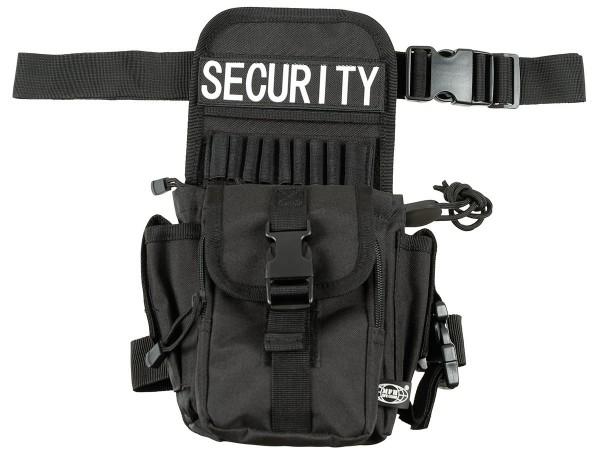 """MFH Hüft- und Oberschenkeltasche """"Security"""""""