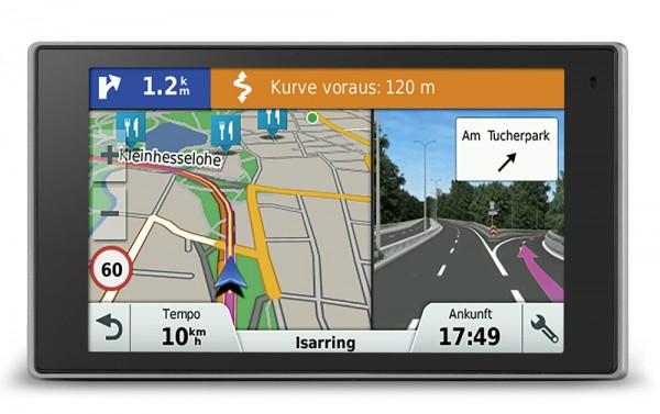 GARMIN DriveLuxe™ 50LMT-D, Europa
