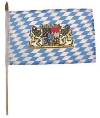 Fähnchen Bayern