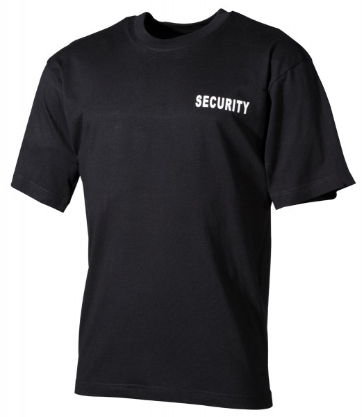 "MFH T-Shirt ""Security"""