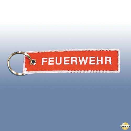 """MMB Schlüsselanhänger \""""Feuerwehr\"""""""