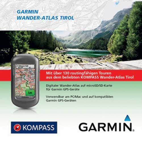 GARMIN Wander-Atlas Tirol
