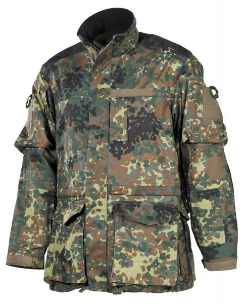 MFH BW Kampfjacke, Einsatz/Übung, lang