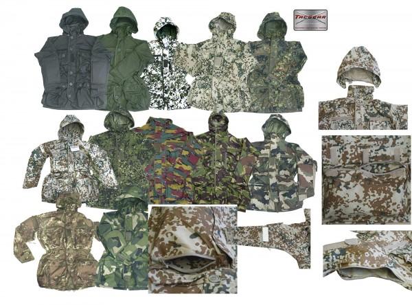 TACGEAR Einsatzjacke Spezialkräfte (KSK-Smock) 2. Gen. - SALE