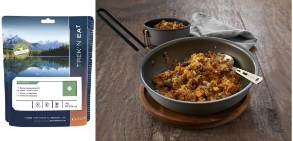 TREK'N Eat - Hauptgerichte vegan - Quinoa, mexikanische Art