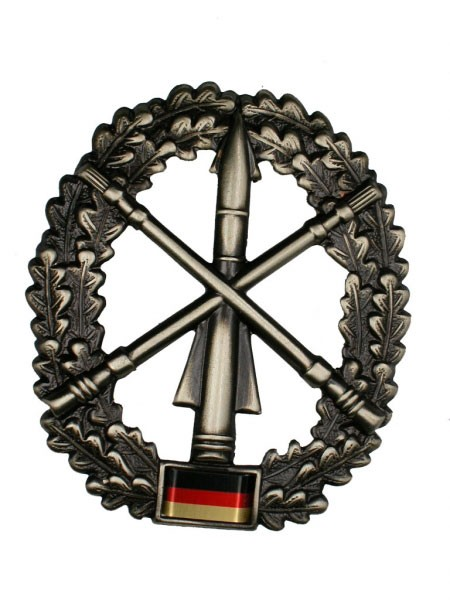 FB Bw Barettabzeichen Metall - Heeresflugabwehr