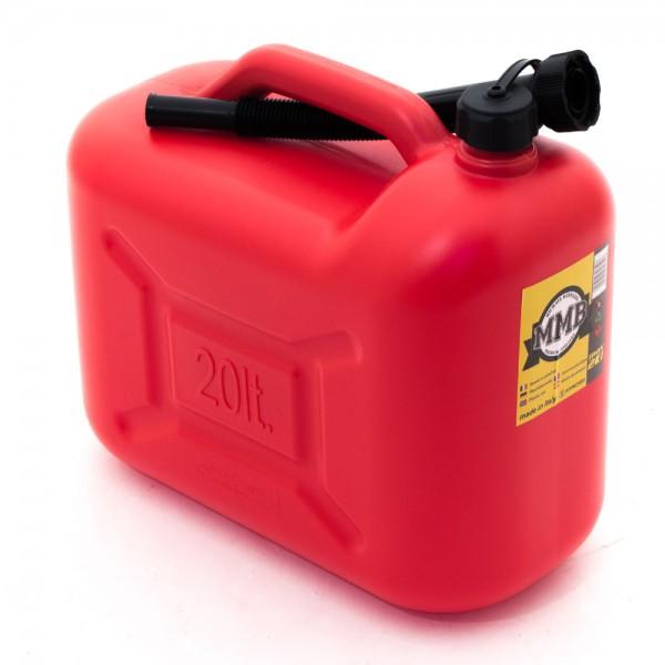 MMB Benzinkanister Kunststoff 20 l