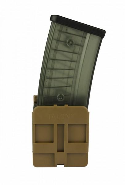 STG TALON® G36 Polymer Magazinhalter - Coyote Brown