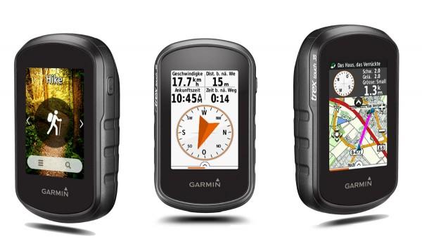 GARMIN eTrex® Touch 35 inkl. TopoActive Europa