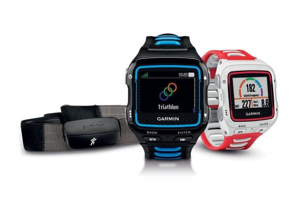 GARMIN Forerunner 920XT Inkl. Premium HF-Brustgurt Run