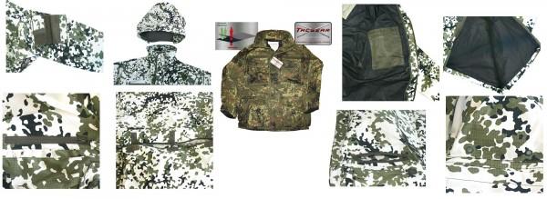 TACGEAR Einsatzjacke Spezialkräfte (KSK-Smock), 2. Gen. mit Memb