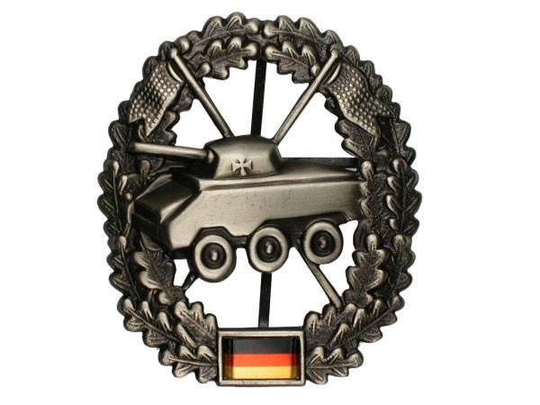 FB Bw Barettabzeichen Metall - Panzeraufklärer