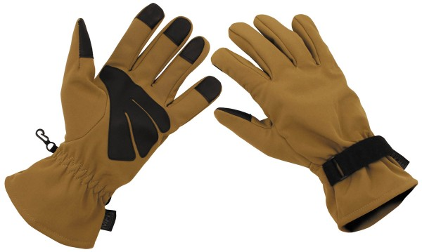 MFH Fingerhandschuhe Soft Shell